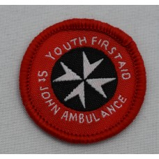 The St John's First Aid Badge