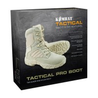 Tactical Pro Boot - 50/50 - Desert / TAN (Size 8 Only)