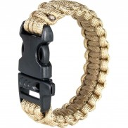Web-Tex Tactical Wristband in Sand